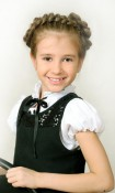 Янкина Алина Маленькая мисс Россия 2013 в категории 7-9 лет
