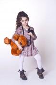 Казарян Милена Лучшая модель Fashion stars International 2013  в категории 4-6 лет