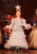 Кира Жельбунова, Таллинн. Baltic princess 2016. 1-ое место в категории 5-7 лет