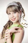 Маленькая мисс Россия в категории 10-12 лет, Адамайтис Екатерина, Москва