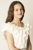 Бочкарева Кристина 12 лет Омск. Победитель в номинации Театр