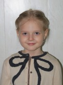 Победитель конкурса Fashion Stars International  в категории 4-6 лет, Борисенко Мелания,Рязань