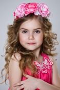 Маленькая мисс Россия 2016 в категрии 4-7 лет Буинская Марианна, Петрозаводск