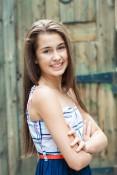 1-ое место в конкурсе Fashion stars International  категория 10-12 лет Казаева Кристина 12 лет Черкесск