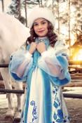 1-ое место в номинации Fashion категории 9-13 лет Комарова Полина, Москва