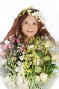 Маленькая мисс Россия в категории 10-12 лет Полина Комарова, Москва