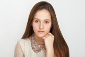 Победитель конкурса Fashion Stars International  в категории 9-11 лет, Позняк  Анастасия, Рязань