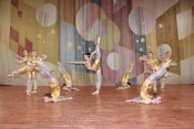 1 -ое место в номинации хореография категория Little и Teen хореографический  ансамбль Ритмы континентов, Москва