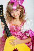 Стефания Медова, 9 лет Таганрог 1-ое место в номинации Мода в категории 8-10 лет
