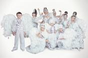 Победитель в номинации Театры моды/Модельные агентства Театр моды PersOna г. Москва