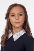 Виктория Алипова, Томск. Baltic Queen 2016 . 1-е место в категории 9-11 лет
