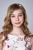 Юная мисс Россия в категории 13-16 лет Янчак Полина, Петрозаводск